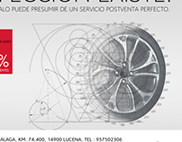 Gráficas Citroën Posventa