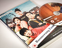 Boomerang Family - DVD Packaging