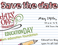 Education Day Save the Date