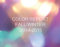 Tobe Report: Color Report F/W 2014-2015