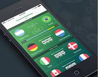 FanShake - WorldCup 2014