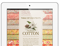 On the Bias Interactive Sewing Magazine