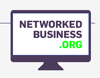 Infographic for Networked Business Initiative