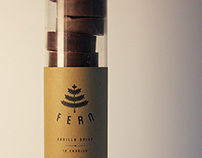 Revolutionary package design - Fern