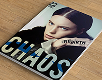 CHAOS Magazine, VOL.22