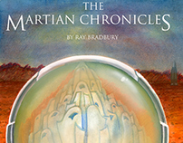 Martian Chronicles Book Cover