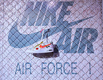 Nike 35th Anniversary Celebration of Air Force 1