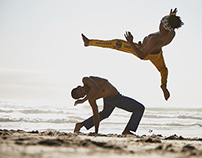Capoeira Action Portraits