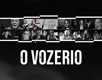 O Vozerio - Identidade Visual