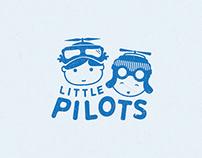 Little Pilots Logo & Identity