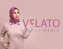 Velato Social Media