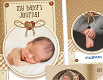 NICU Journal design