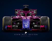 Force India (one?) 2018 Livery Concept