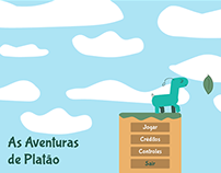 As Aventuras de Platão | Jogo