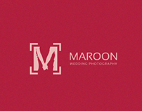 Maroon Wedding Photography