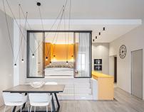 CINQUANTA4, Charme apartment, Trento
