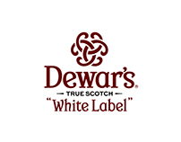 Dewar's New Bottle Digital Launch