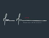 Marisa Minicucci ~ Branding and logo design