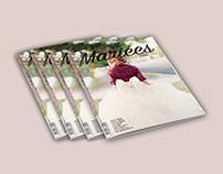 Revista de bodas Mariées