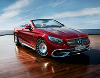 Mercedes Maybach with Holger Wild
