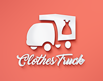 Clothes Truck   Branding