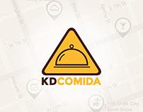 KDComida Branding & UX/UI Design