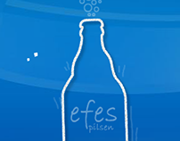 Animation for Efes Pilsen Web Awards