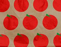 Branding Happy Tomate