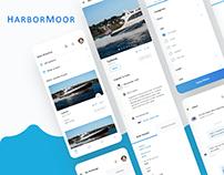 HarborMoor - iOS App Design