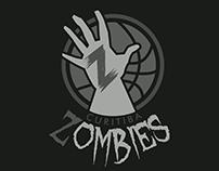 Curitiba Zombies - Concept 1 - Basketball Jersey
