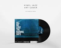 Album jazz cover vintage