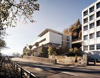 Istituto Miralago in Brissago, Switzerland