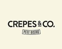 Crepes & Co. | Diseño de identidad