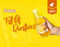 Frutaris / Fill Of Questions