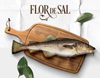 Flor de Sal - Branding