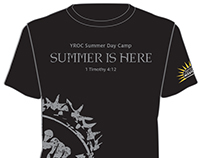 Seattle's UGM 2017 Summer Camp T-Shirt