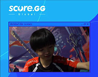 Video Editing and Assets II: Score.GG Global