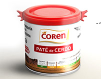 Coren | Packaging