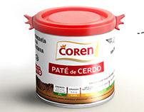 Coren | Packaging