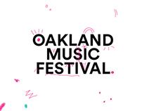 Oakland Music Festival 2016
