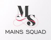 Mains Squad: Custom Logo