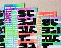 SUBLIMATICA-Nuovi Scenari della decorazione nella moda
