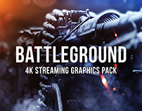 """Battleground"" 4K Graphics Pack for Battlefield"