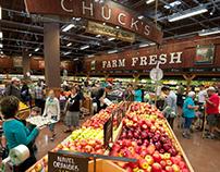 Chucks Produce | Vancouver, WA, Branding & Store Design