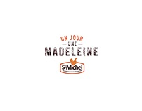 campagne Instagram Madeleine. Cristal award.
