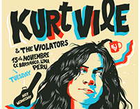 Kurt Vile / Poster