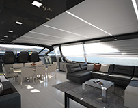 92 ft with Fulvio De Simoni Yacht Design