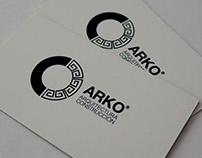 arko brand identity