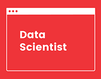 Data Scientist Website