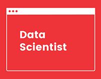 Data Scientist Website